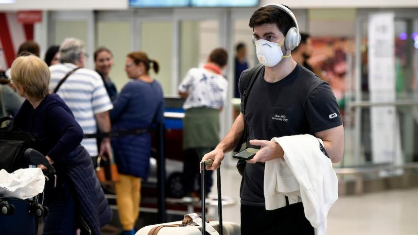 Test obligatorio de coronavirus para poder ingresar a Uruguay