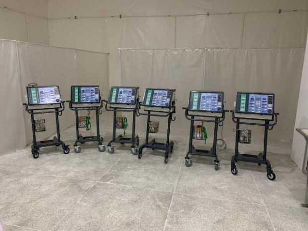 Corporacion Civica de Caldas pide a Territorial de Salud mejores estandares en la compra de equipos de ventilacion