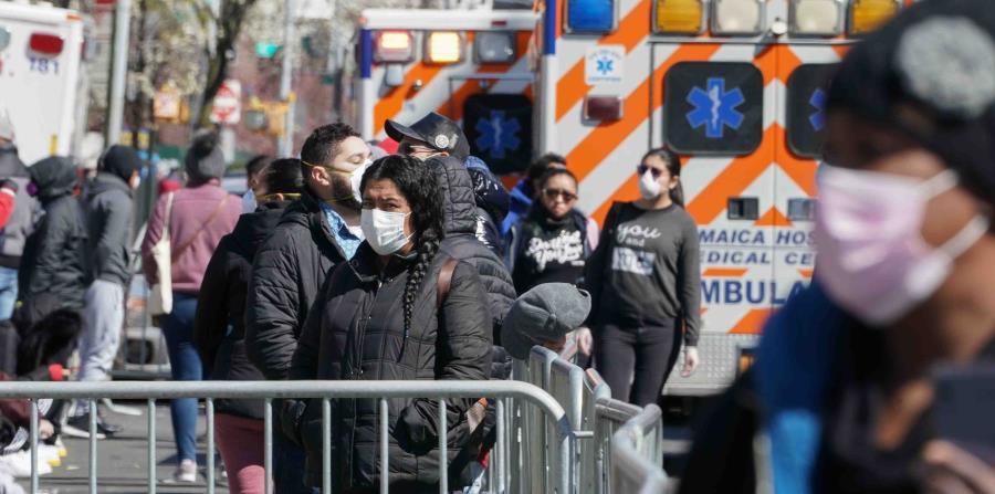 Estados Unidos supera los 128,000 muertos por COVID-19