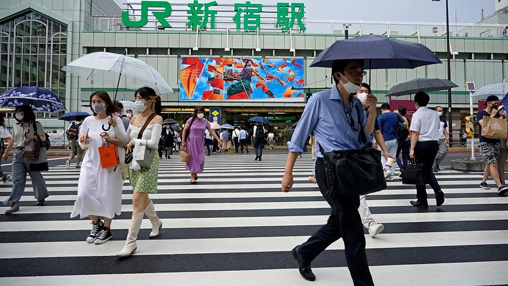 Coronavirus en Japon: supero los 1.000 casos por dia y hay hospitales desbordados