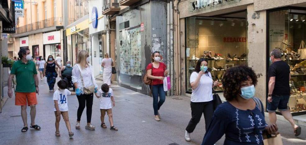 Sanidad notifica 1.244 casos nuevos de coronavirus tras el fin de semana