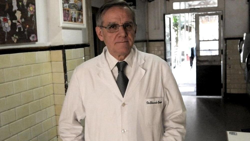 "Eduardo Lopez: ""Las camas de terapia intensiva estan estabilizadas"""