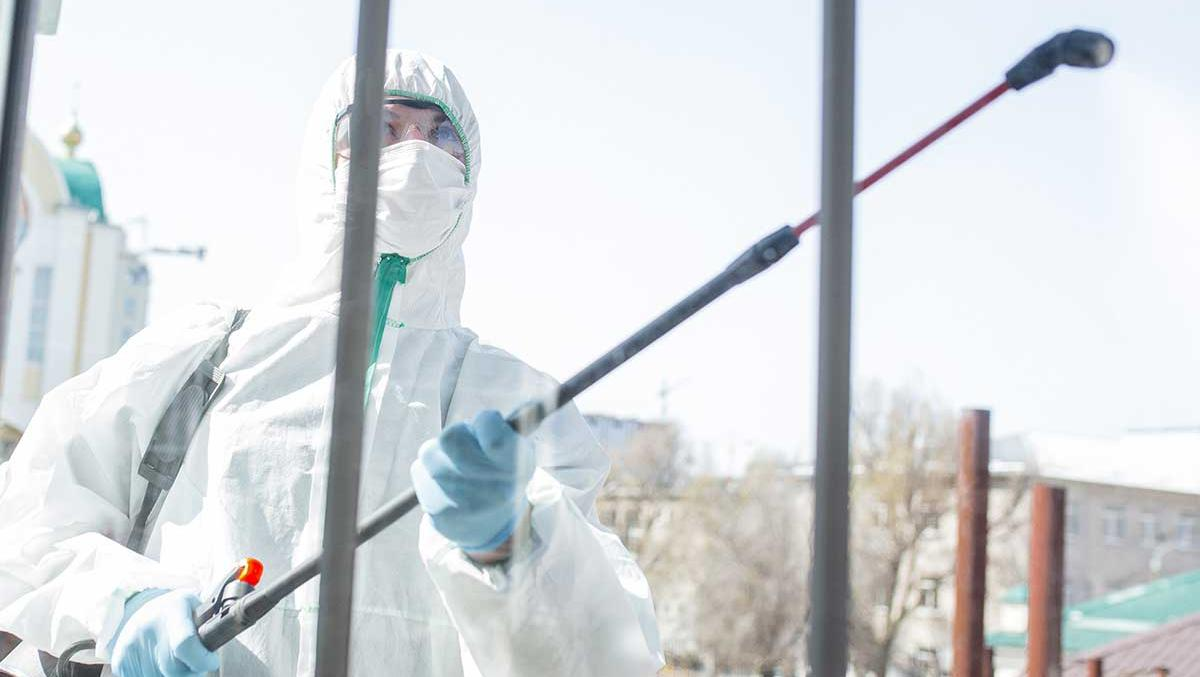 Lamparas LED y nanotecnologia, ¿las claves para vencer al coronavirus?