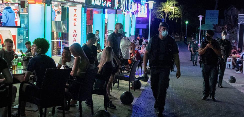 España pone en el punto de mira al ocio nocturno