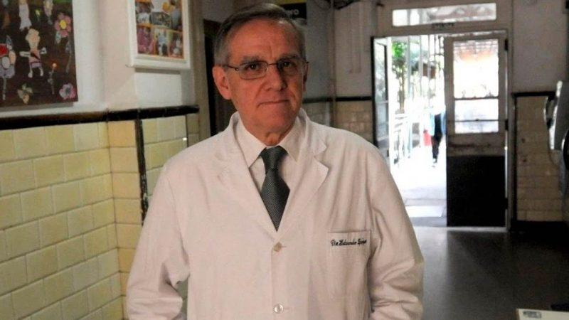 """Eduardo Lopez sobre el coronavirus: """"La Argentina esta transitando hacia el pico"""""""