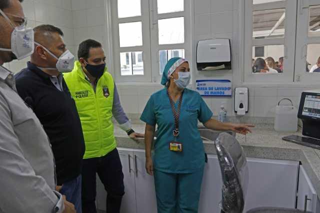 El Hospital San Isidro se acerca a Neira