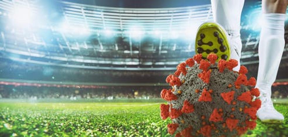 Covid-19: empresas, directivos y partidos de futbol