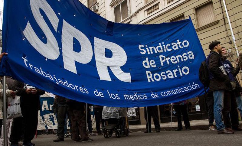 El Sindicato de Prensa Rosario repudia la agresion a los trabajadores del canal C5N