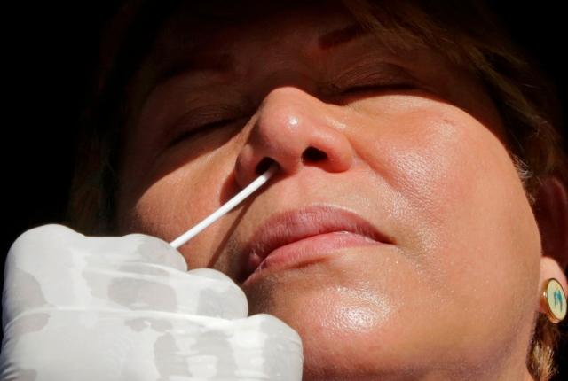 Caldas, ante la realidad de la pandemia: en un dia registro 80 casos