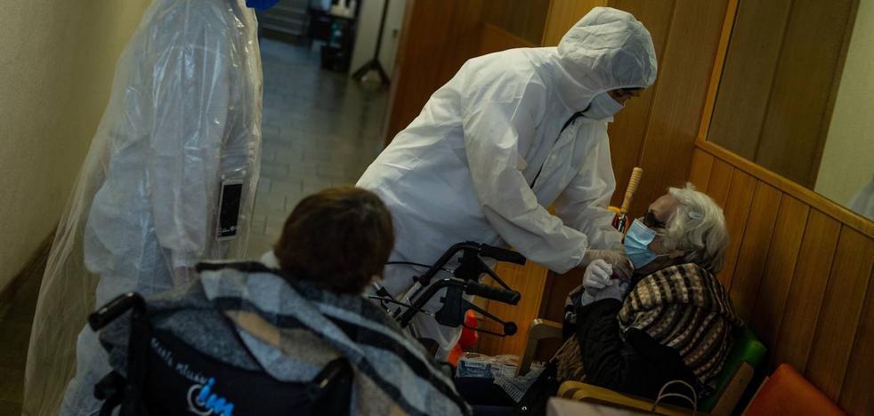 Sanidad notifica 124 nuevos casos de coronavirus en todo el pais