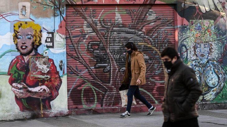 En Argentina hubo 2979 nuevos casos y 62 muertes por coronavirus en las ultimas 24 horas