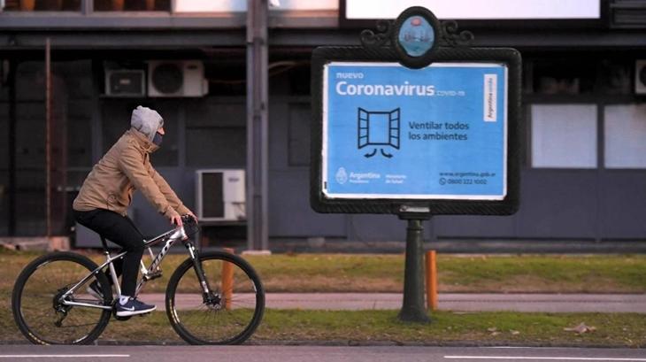 En Argentina se registraron 3604 nuevos casos de coronavirus en 24 horas