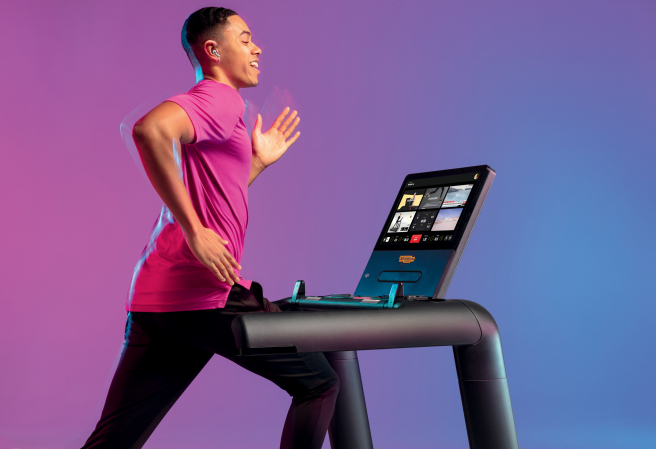 La revolucion del 'fitness' digital llega a Technogym con su nueva plataforma de contenido, Technogym Live
