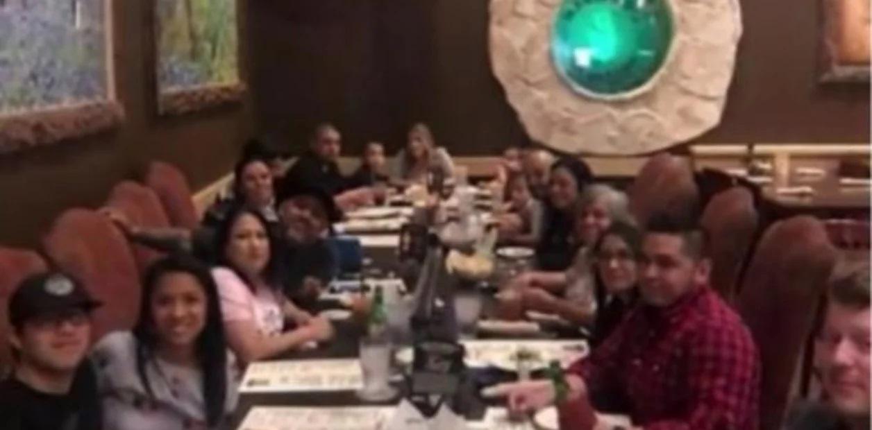 Organizaron una reunion familiar tras meses sin verse: 14 contagiados y un muerto