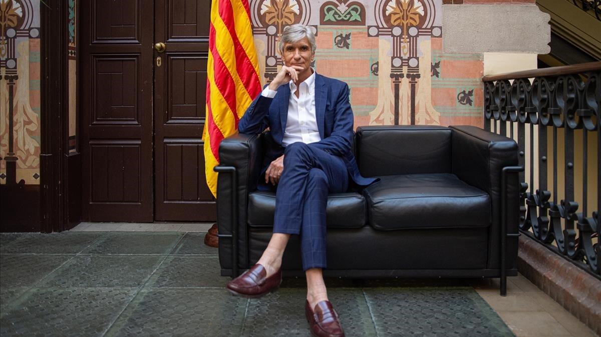 Josep Maria Argimon, un viejo conocido de la atencion primaria