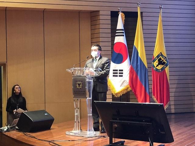 Corea del Sur dona 5 millones de dolares a Colombia para atencion de covid-19