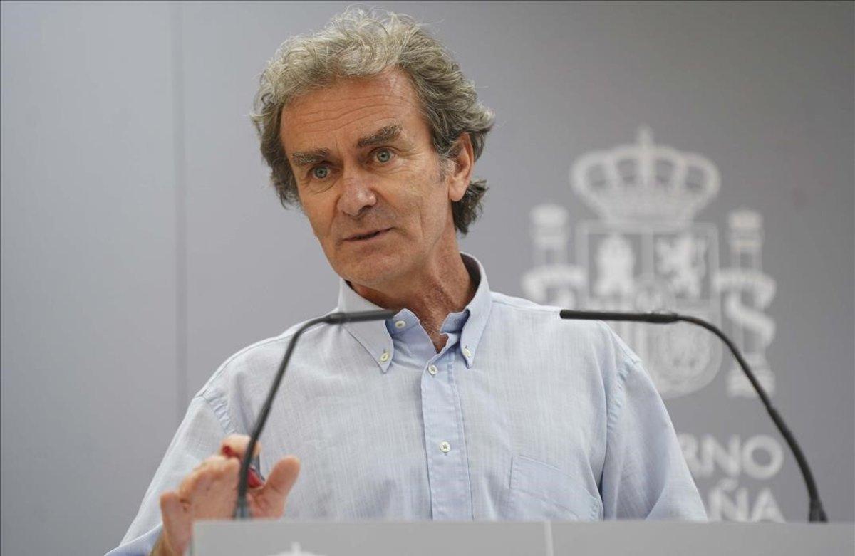 La Generalitat valora confinamientos selectivos en Lleida, segun Simon