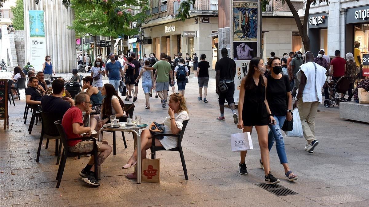 La incidencia del virus en Segrià es 20 veces mayor que en Catalunya