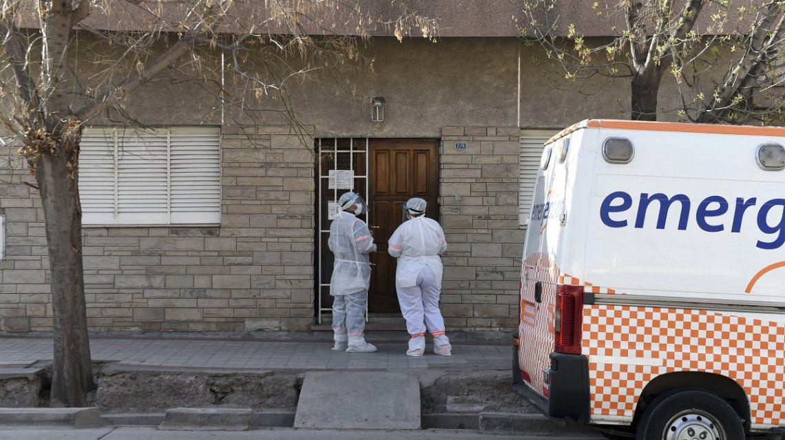 Mendoza: 20 personas con coronavirus en un geriatrico sin habilitacion
