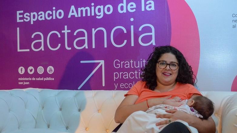 Comienza la Semana de la Lactancia Materna