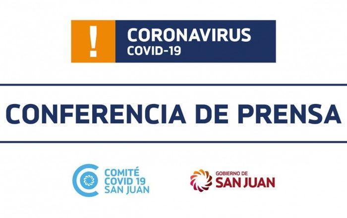 Parte de Salud Publica sobre coronavirus Nº173 – 24/08
