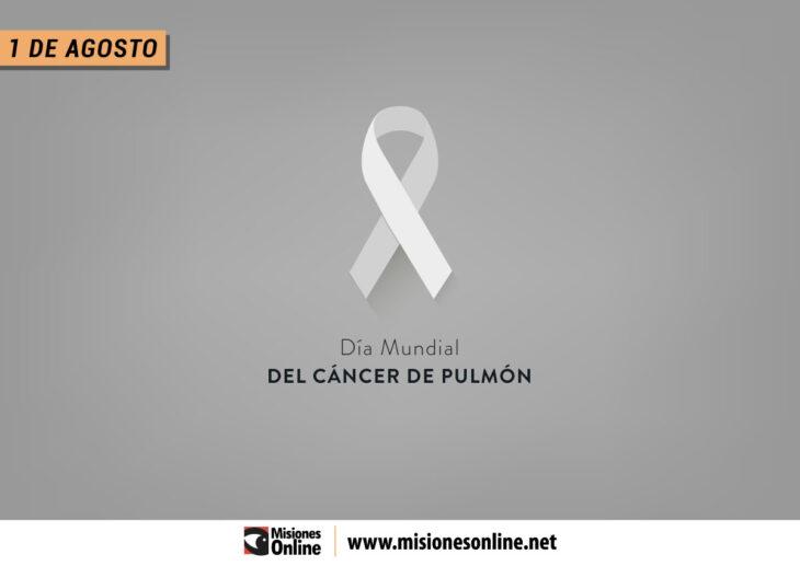 ¿Por que se conmemora hoy el Dia Mundial del Cancer de Pulmon?
