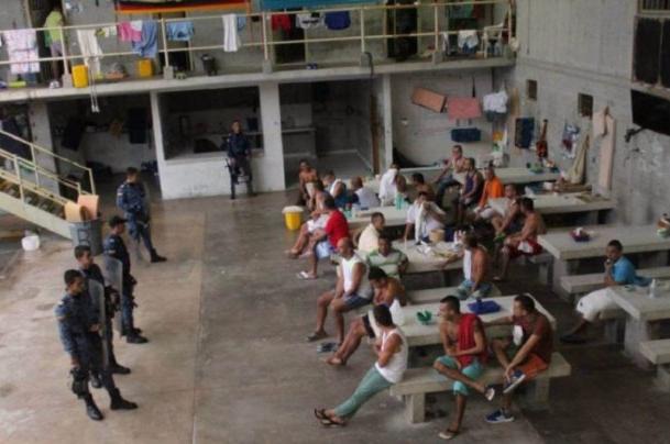 33 internos contagiados de covid-19 en la carcel Doña Juana de La Dorada
