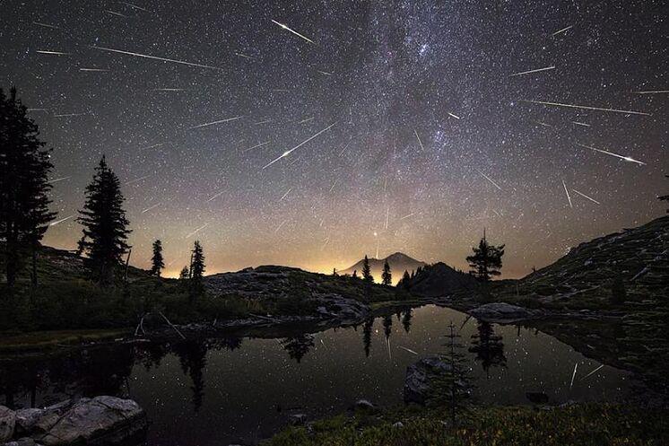 Perseidas 2020: Como y cuando ver la lluvia de estrellas este agosto