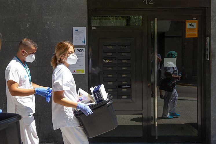20 expertos en Salud Publica reclaman una revision externa de la gestion de la pandemia de coronavirus en España