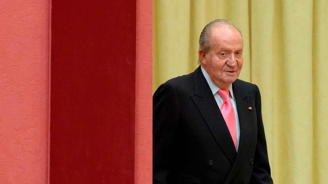 Juan Carlos I, una salida polemica que aun deja muchas incognitas