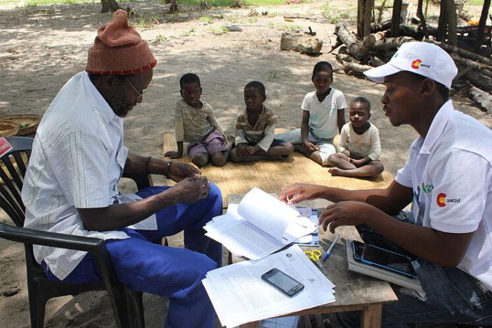 Una intervencion española en el sur de Mozambique logra reducir los casos de malaria en un 85%