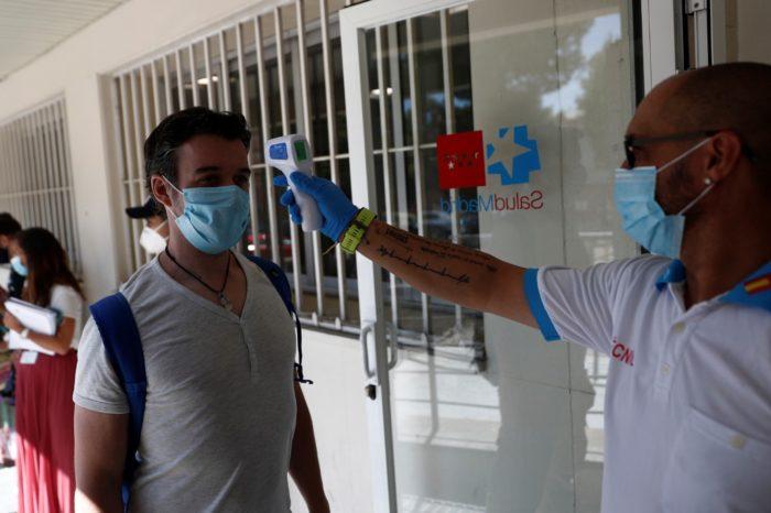Coronavirus España, hoy | Directo rueda de prensa Margarita Robles y Salvador Illa