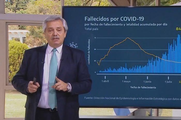 Coronavirus: Argentina figura entre los menos afectados de la region pese al aumento de fallecidos