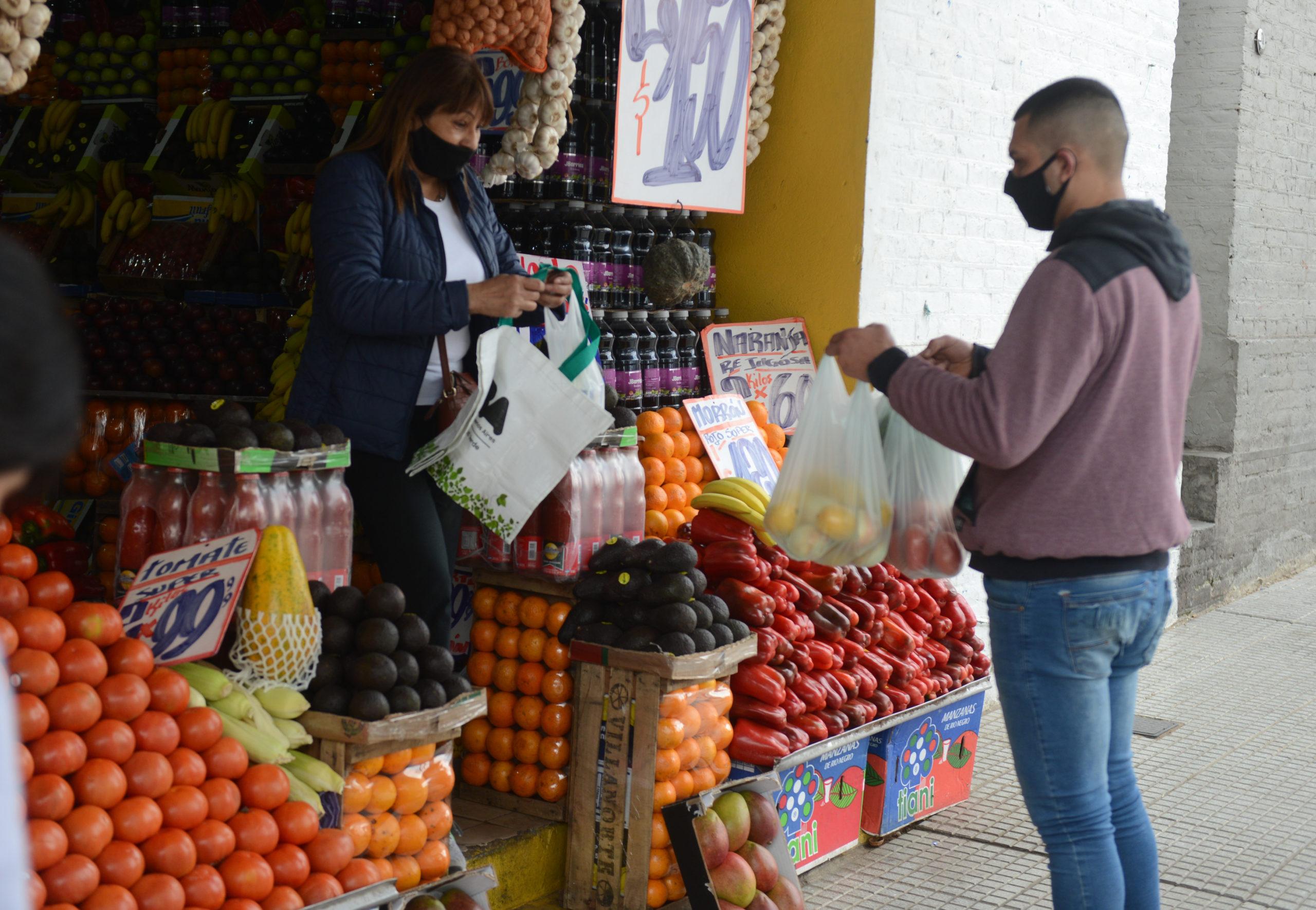 Las verduras aumentaron el 40% durante la pandemia