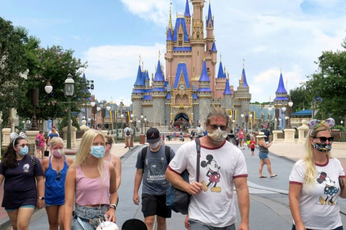 Actores y Disney World llegan a acuerdo que les permitira regresar a trabajar
