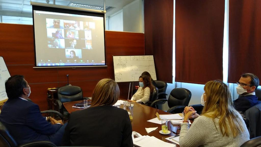 2020-08-25 PRENSA Autoridades provinciales se reunieron con los intendentes para unificar criterios ante la situacion sanitaria actual (2