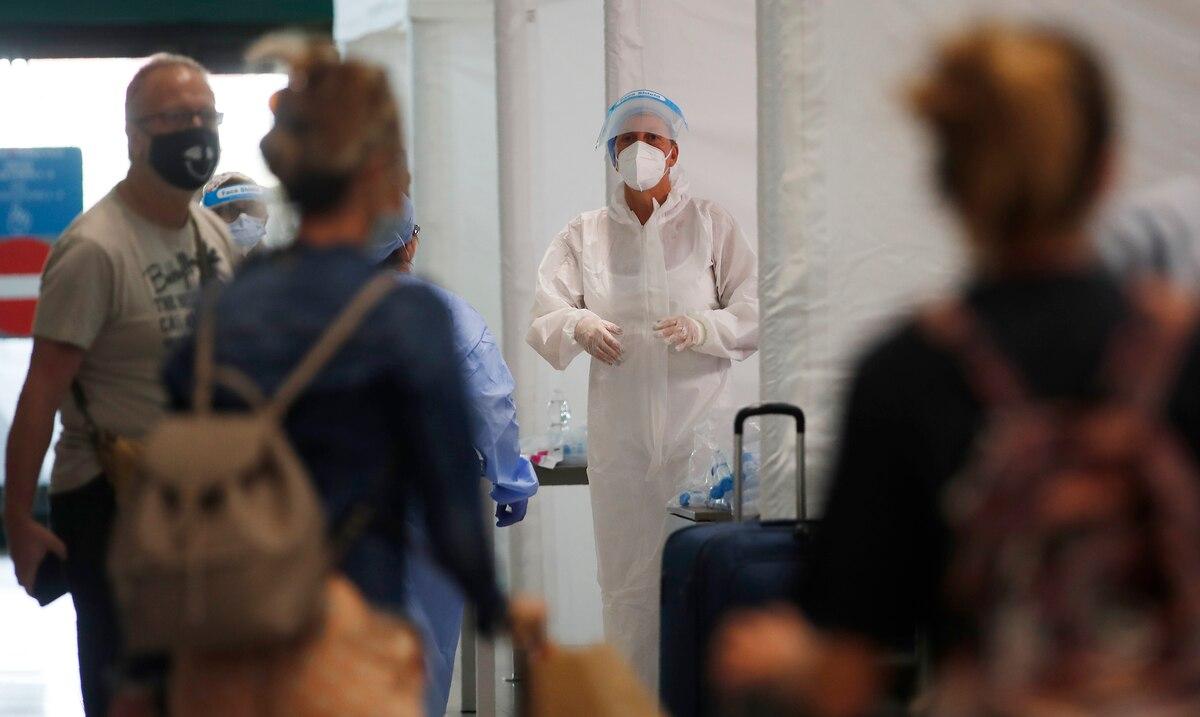 La recuperacion economica de los Estados Unidos por los estragos de la pandemia podria tardar