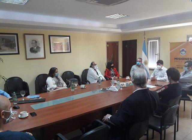 Misiones cuenta con un Comite de Bioetica en Salud Humana en el ambito de Salud Publica