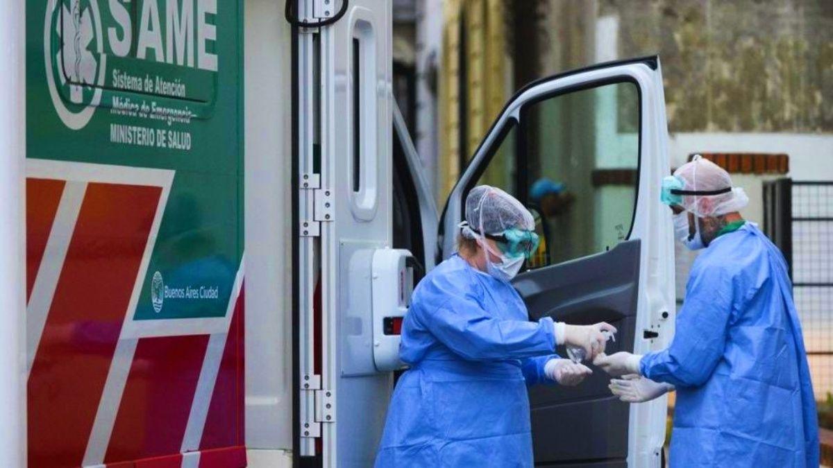 En Argentina se registraron 160 muertes y 7491 nuevos contagios de coronavirus en las ultimas 24 horas
