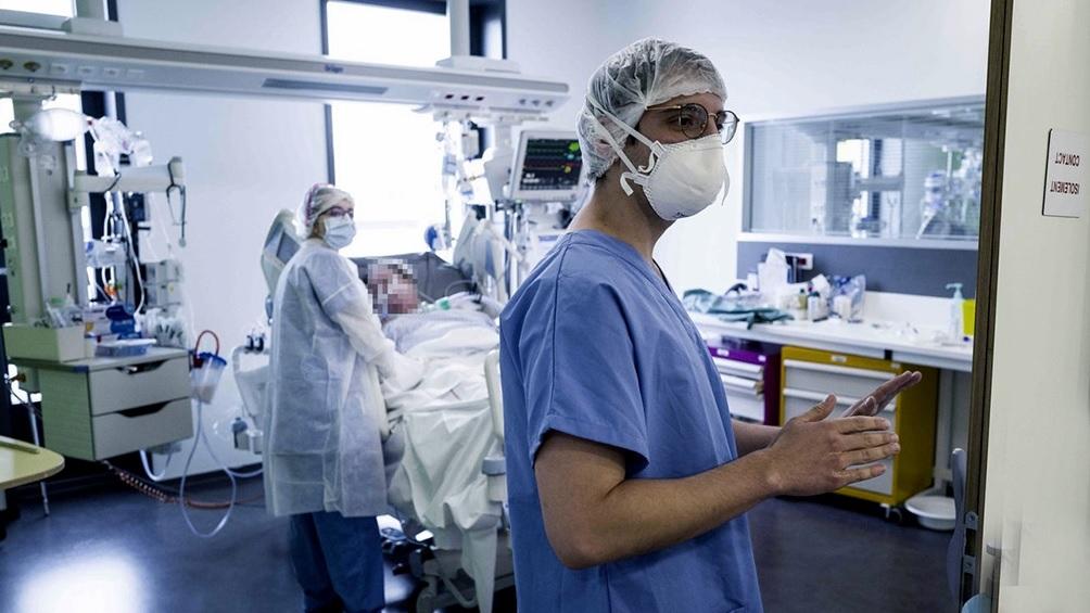 Coronavirus: Salud trabajara con un tablero de control interactivo para saber el numero de camas de terapia intensiva