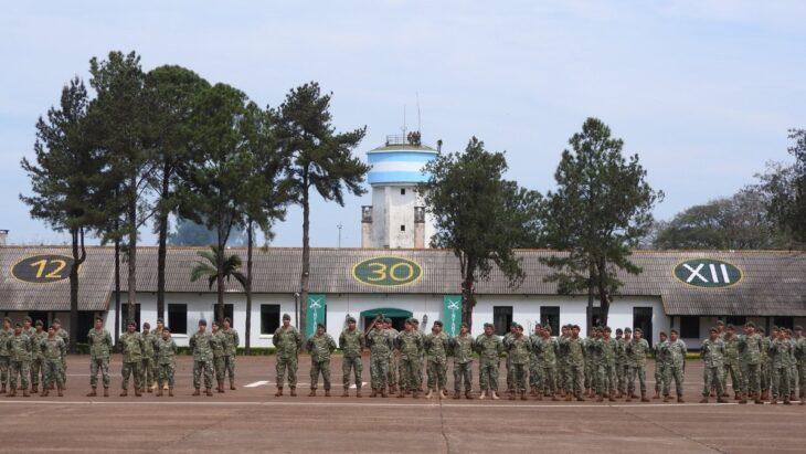 Un soldado del Regimiento de Infanteria de Apostoles dio positivo para coronavirus