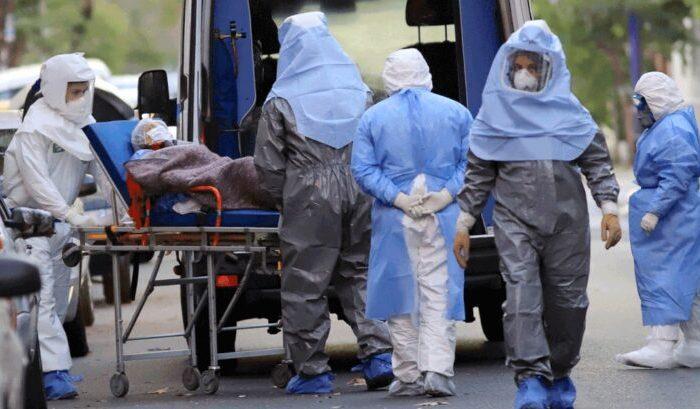 En Argentina se reportaron 80 nuevas muertes por coronavirus y el total de victimas asciende a 8129