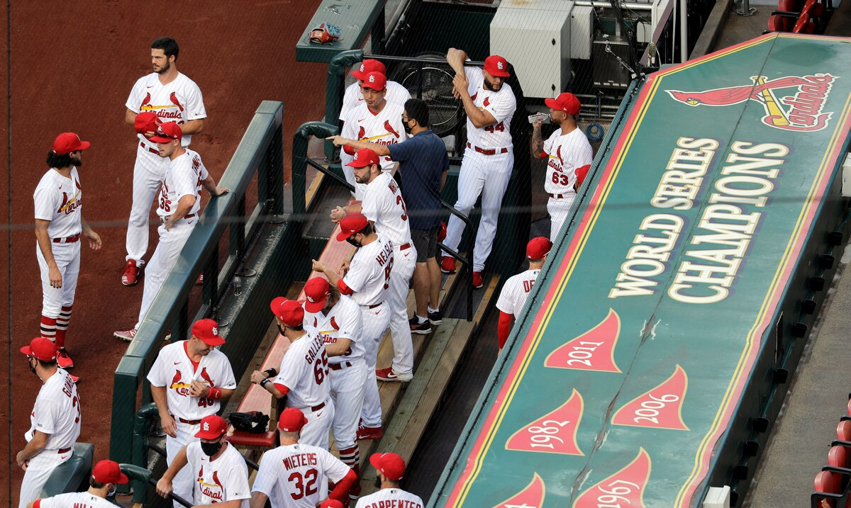 Los Cardinals regresan a San Luis y retoman las practicas
