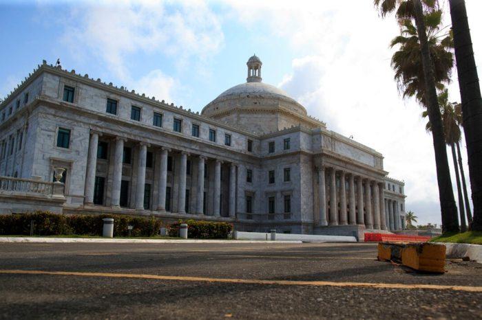 Cierran el Senado tras reportarse supuestos casos positivos a COVID-19 en la Superintendencia del Capitolio