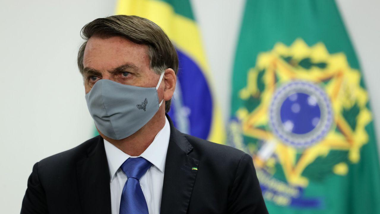 """""""¿De que tienen miedo?"""": el polemico mensaje de Jair Bolsonaro sobre el coronavirus"""