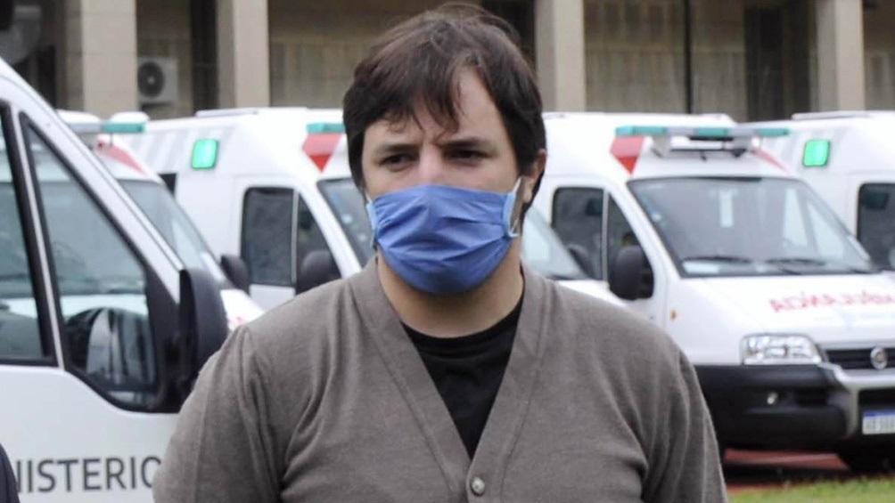 """Nicolas Kreplak: """"Si sostenemos estos numeros puede colapsar el sistema de salud"""""""