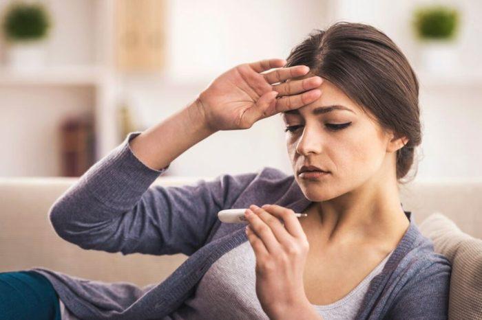Hallan el orden probable de los sintomas de COVID-19