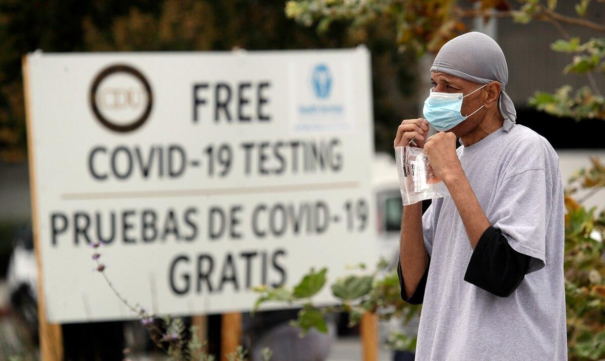 Estados Unidos sobrepasa los 4.8 millones de contagios por COVID-19