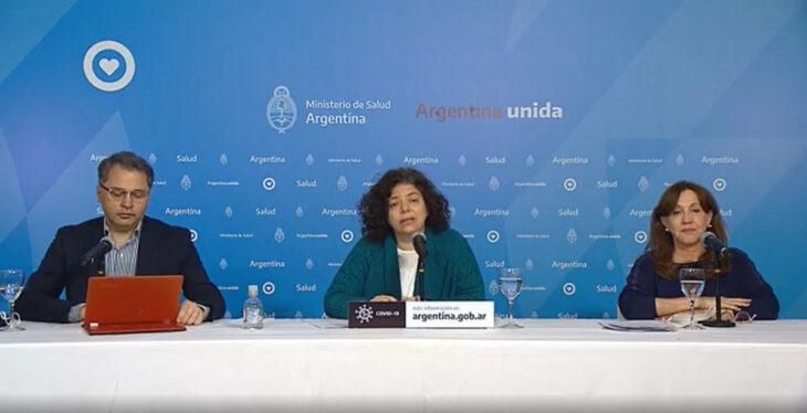 Coronavirus en Argentina: en las ultimas 24 horas hubo 16 nuevas muertes y un total de 5.241 casos confirmados