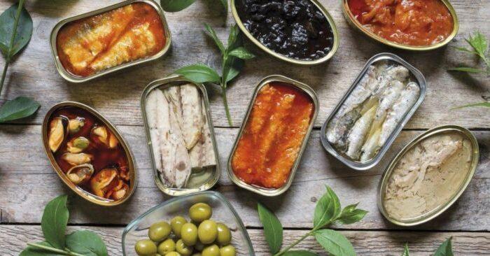 Nutricion: alimentos en conserva ¿si o no?